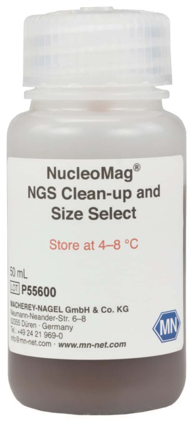 Macherey-Nagel™NucleoMag™ NGS Clean-up and Size Select 500 mL products
