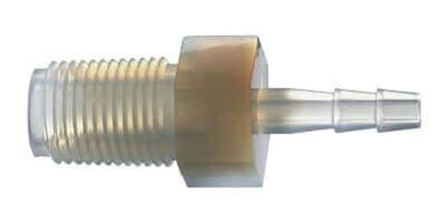 Masterflex™PFA Threaded Adapter 1/4 in. Masterflex™PFA Threaded Adapter