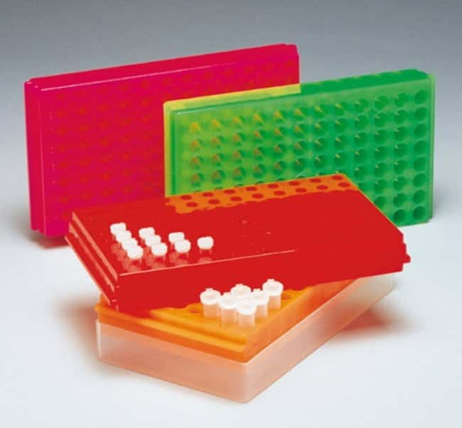 Thermo Scientific 96-Well Flipper Microtube Racks:Racks, Boxes, Labeling