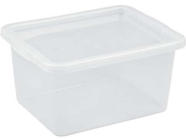 Multiroir Controlec™BASICBOX stapelbare Aufbewahrungsboxen BASICBOX Stackable Boxes: Capacity 52L Multiroir Controlec™BASICBOX stapelbare Aufbewahrungsboxen