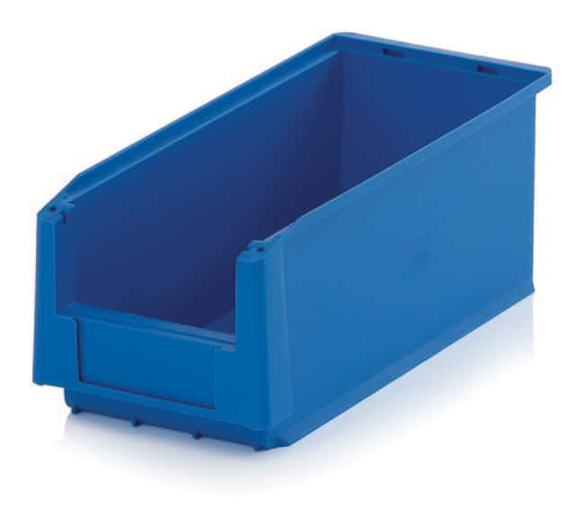 Multiroir Controlec™Semi Open Fronted Containers, SLK series: Boxes Hazardous Materials Storage and Disposal
