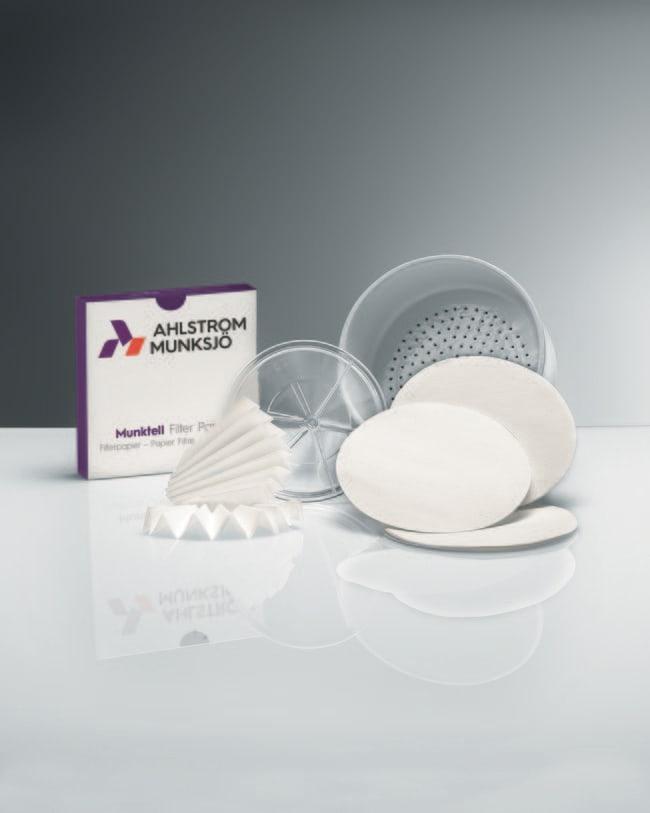 Munktell Filtrak™Grade 1600 Pulp Testing Filter Paper Size: 170mm Qualitative Filter Paper