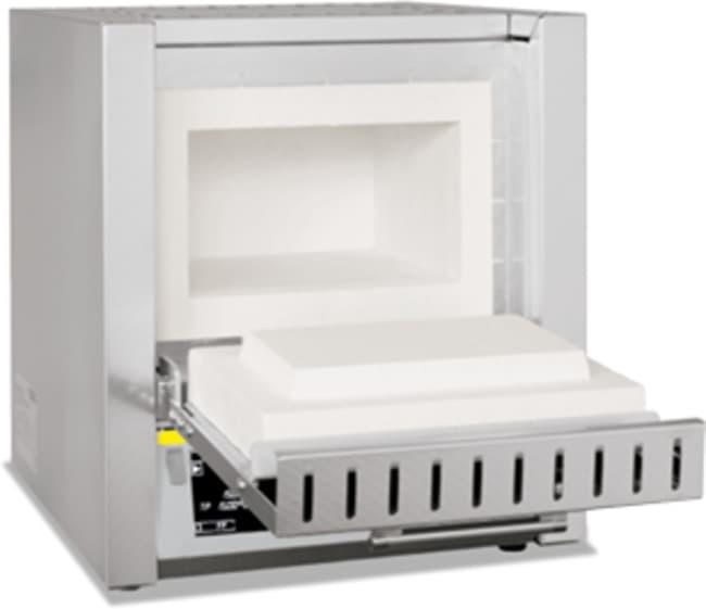 Nabertherm™Muffelöfen mit Hubtür Größe: 9l; Tmax: 1.100°C; Türtyp: Hubtür; B410 Nabertherm™Muffelöfen mit Hubtür