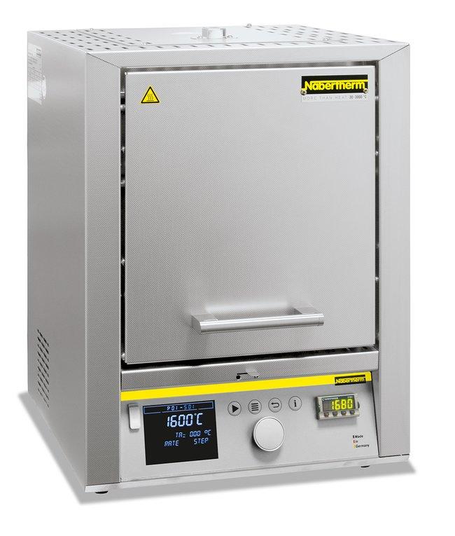NaberthermFour haute température, série LHT/D 4l NaberthermFour haute température, série LHT/D