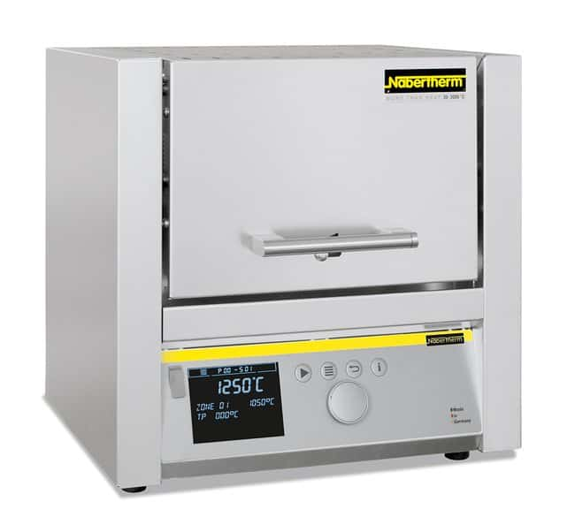 Nabertherm Muffle Furnace LT 1100 Series with B410 Controller 3 L Nabertherm Muffle Furnace LT 1100 Series with B410 Controller