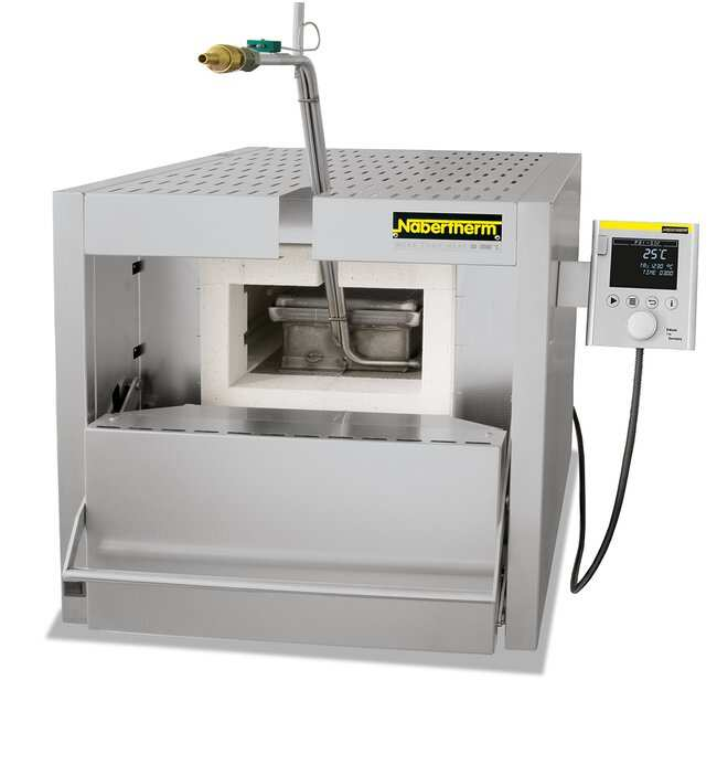 Nabertherm Chamber Furnace N Series: Furnaces Incubators, Hot Plates, Baths and Heating