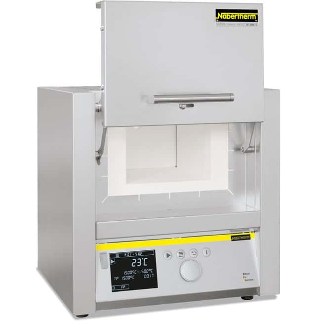 Nabertherm™Muffle Furnaces with Lift Door Controller: B410; Capacity: 24L; I.D. (D x W x H): 340 x 280 x 250mm Nabertherm™Muffle Furnaces with Lift Door
