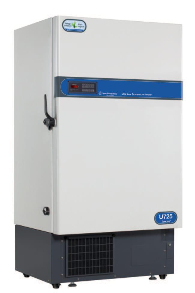 Eppendorf™Innova Upright Freezers Interior Dimensions (D x W x H): 61.5 x 86.5 x 136.5cm Eppendorf™Innova Upright Freezers