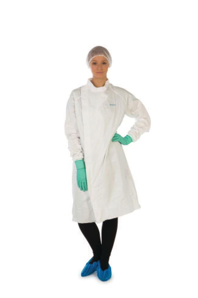 Nitritex™BioClean-D™ Non-Sterile Visitor Coat Size: X-Large Nitritex™BioClean-D™ Non-Sterile Visitor Coat