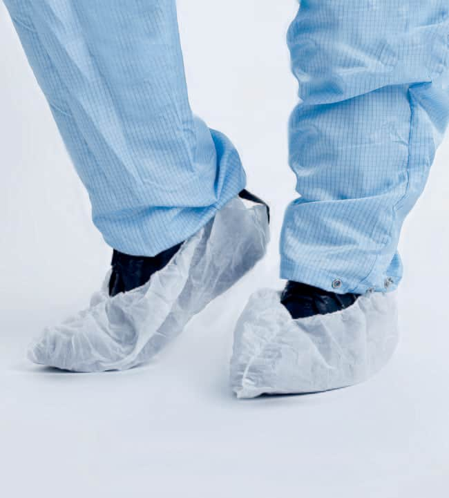 Ansell™ BioClean™ ESD Cleanroom Overshoes: Controlled Environments Apparel Controlled Environments