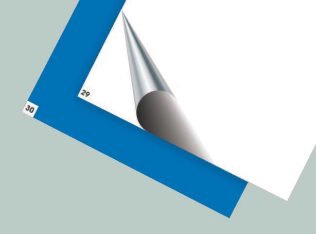 Ansell™BioClean Supatactrade; Klebematten Größe (LxB): 45,72 x 114,3 cm (18x45) Ansell™BioClean Supatactrade; Klebematten
