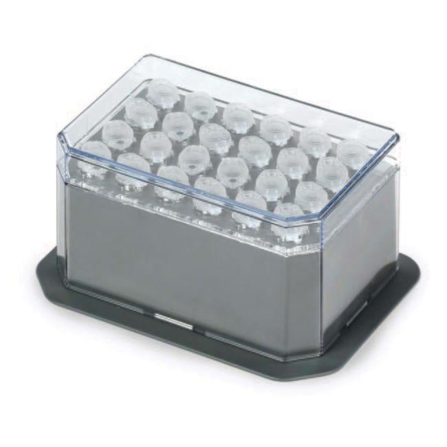 OHAUS™Tube Block Positions: 24; Tube Size: 2 mL; Holds: Tubes OHAUS™Tube Block
