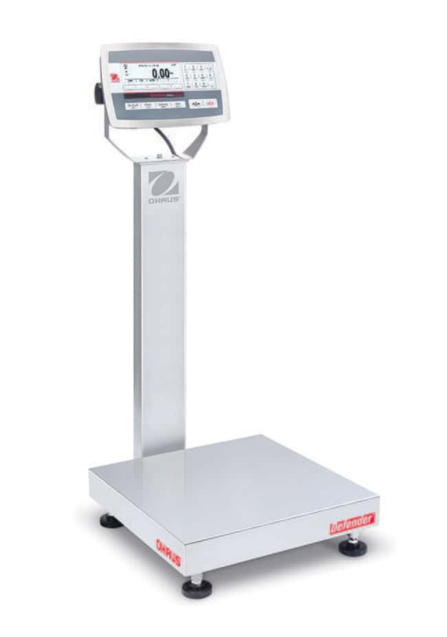 OHAUS™ Defender™ 5000 Washdown - D52 Bench Scale, Models TD52XW QL Model: D52XW30WQL7-EU OHAUS™ Defender™ 5000 Washdown - D52 Bench Scale, Models TD52XW QL