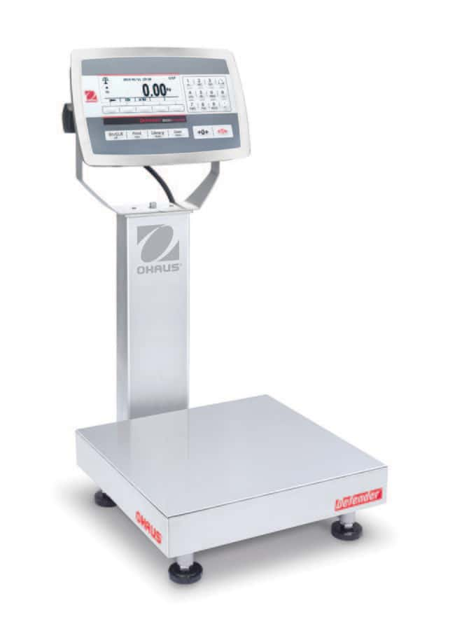 OHAUS™Defender™ 5000 Washdown - D52 Bench Scale, Models TD52XW QR Model: D52XW15WQDR6-EU OHAUS™Defender™ 5000 Washdown - D52 Bench Scale, Models TD52XW QR
