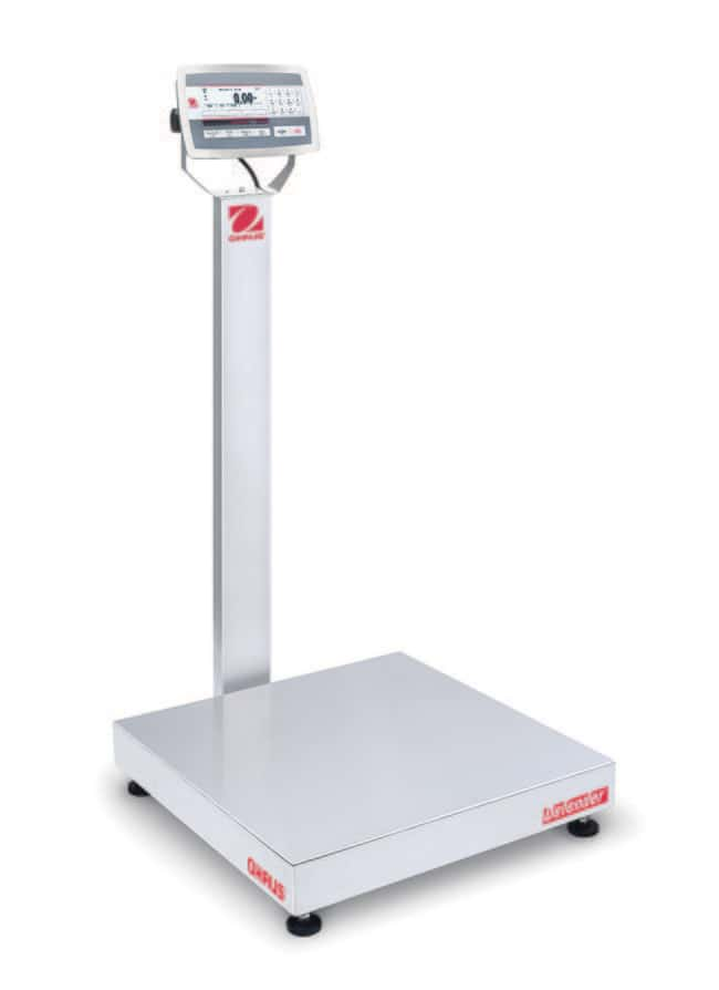 OHAUS™ Defender™ 5000 - D52 Bench Scale, Models TD52XW RQV Model: D52XW300RQDV3-GB OHAUS™ Defender™ 5000 - D52 Bench Scale, Models TD52XW RQV