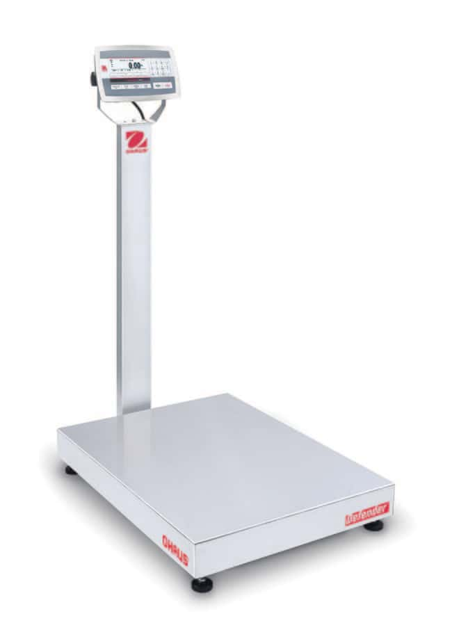 OHAUS™ Defender™ 5000 - D52 Bench Scale, Models TD52XW RTV: Scales Balances, Scales and Weighing