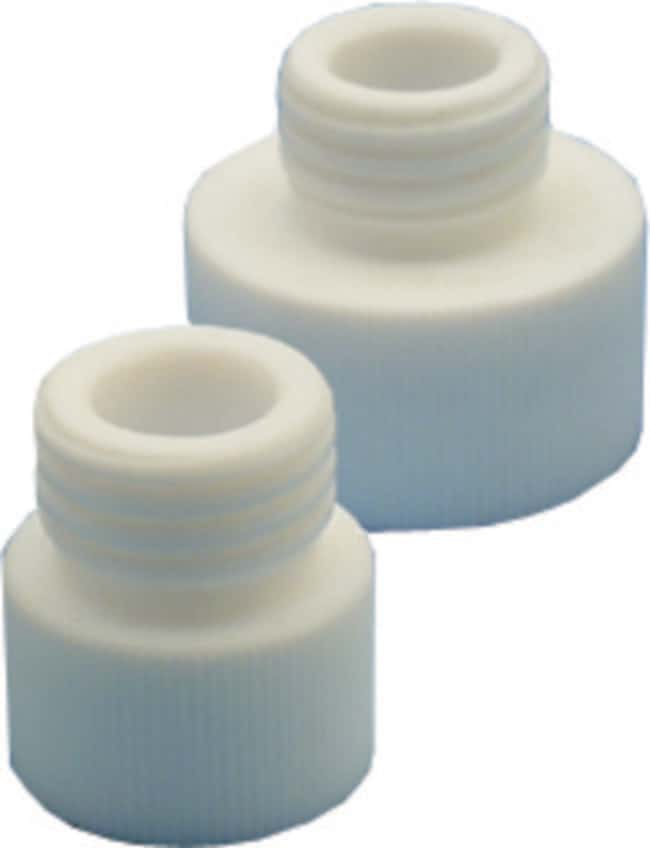 Poulten & Graf GmbH Polypropylene Adaptor for FORTUNA™ Dispenser with Thread ThreadSize: GL 30 Poulten & Graf GmbH Polypropylene Adaptor for FORTUNA™ Dispenser with Thread