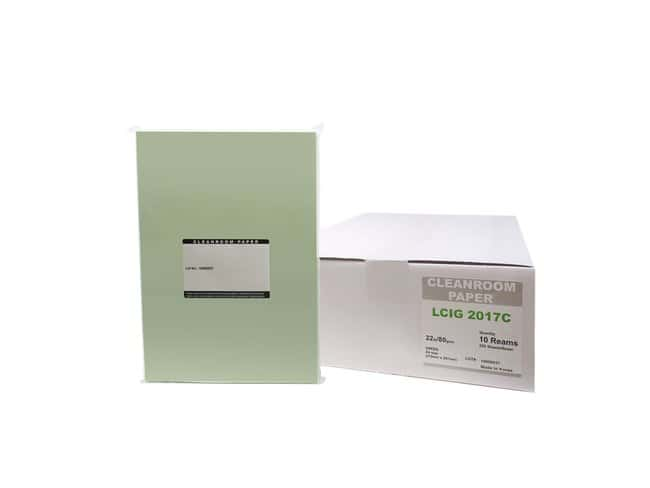 PURUS™Synthetic Cleanroom Paper Green, A4, 80gsm PURUS™Synthetic Cleanroom Paper