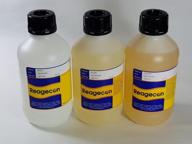 Platinum-Cobalt (Hazen) 500-Color Standard, Reagecon 1 L Platinum-Cobalt (Hazen) 500-Color Standard, Reagecon