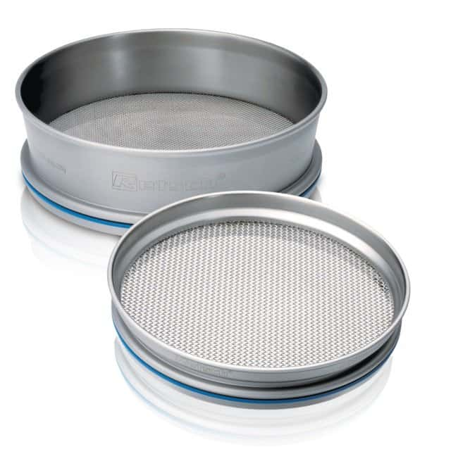 RETSCHStainless-Steel Test Sieves, 100mm Dia., in Micrometer Pore Sizes with ASTM E 11: Spatulas, Forceps and Utensils Products