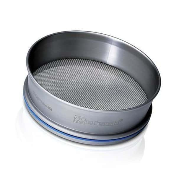 Retsch™Test Sieves with Micro Mesh Sizes Pore Size: 50 μm Retsch™Test Sieves with Micro Mesh Sizes
