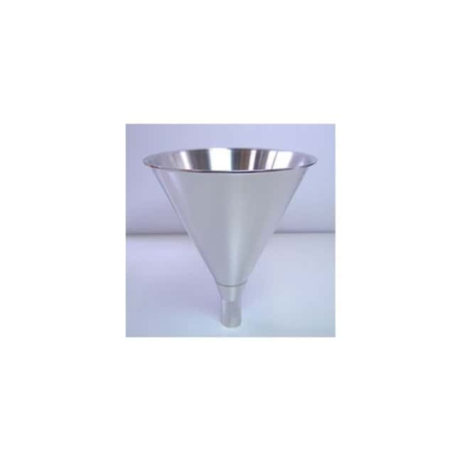 RETSCHStainless Steel Feed Hoppers: Spectrophotometers, Refractometers and Benchtop Instruments Products
