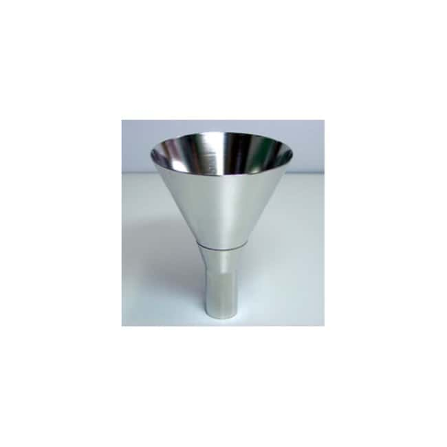 RETSCHStainless Steel Feed Hoppers Capacity: 400L; For Use With Chutes 15 and 40mm RETSCHStainless Steel Feed Hoppers