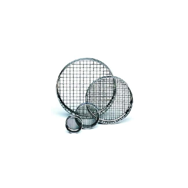 RETSCH 200 dia. x 25mmH Stainless Steel Test Sieve: Spatulas, Forceps and Utensils Products