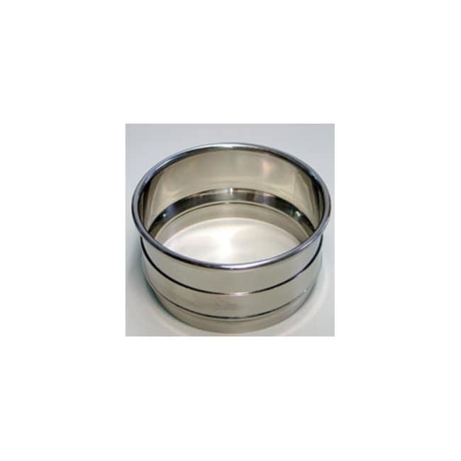 RETSCHStainless Steel Test Sieves Intermediate Rings: Shakers, Rockers, and Rotators Mixers, Shakers and Stirrers