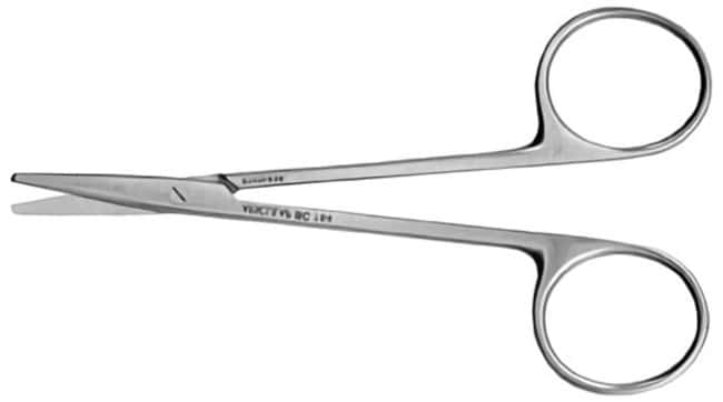Fisherbrand™Dissecting Scissors Dissecting Scissor; Blade Style: Curved Fisherbrand™Dissecting Scissors