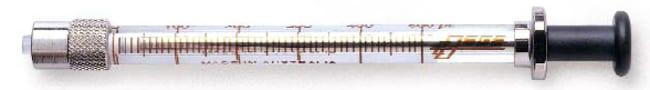 Trajan Scientific and Medical™Ersatzkolben für HamiltonC und CX Spritzen 5ml-Spritze mit GT-Kolben und 1/4-28 UNF-Anschluss Trajan Scientific and Medical™Ersatzkolben für HamiltonC und CX Spritzen