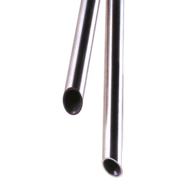 Trajan Scientific and Medical™ Glass Lined Stainless-Steel GC Tubing 1.6mm O.D. x 0.4mm I.D.; 30cm L Products