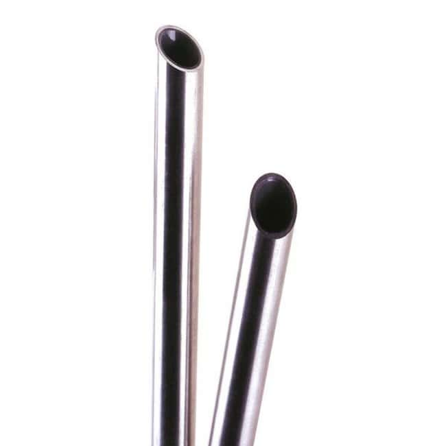 Trajan Scientific and Medical™ Glass Lined Stainless-Steel GC Tubing 6.3mm O.D. x 4mm I.D.; 180cm L Ver productos