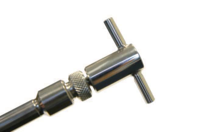 Sampling Systems™PowderThief Probenehmer mit Durchmesser 12.5mm LengthMetric: 1000mm Sampling Systems™PowderThief Probenehmer mit Durchmesser 12.5mm
