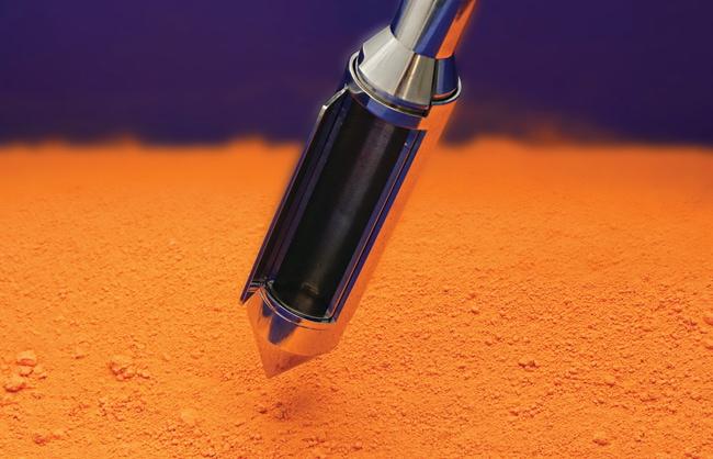 Sampling Systems™Zielpunkt-Probenehmer für Pulver LengthMetric: 1000mm Sampling Systems™Zielpunkt-Probenehmer für Pulver