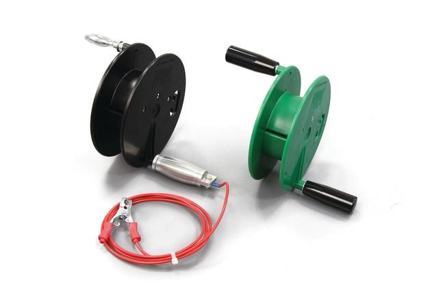 Sampling Systems™Edelstahlkabel LengthMetric: 25m Sampling Systems™Edelstahlkabel