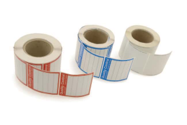 Sampling Systems™ Ultra Adhesive (UA) Process Labels Color: Black Sampling Systems™ Ultra Adhesive (UA) Process Labels