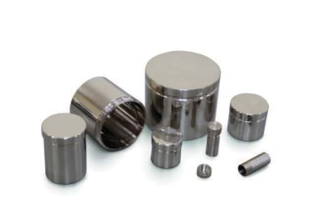 Sampling Systems™Stainless Steel Mini Pots with Lids Capacity: 100mL Sampling Systems™Stainless Steel Mini Pots with Lids