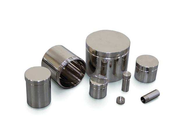 Sampling Systems™Minitöpfe aus Edelstahl mit Deckel Kapazität: 1000ml Sampling Systems™Minitöpfe aus Edelstahl mit Deckel