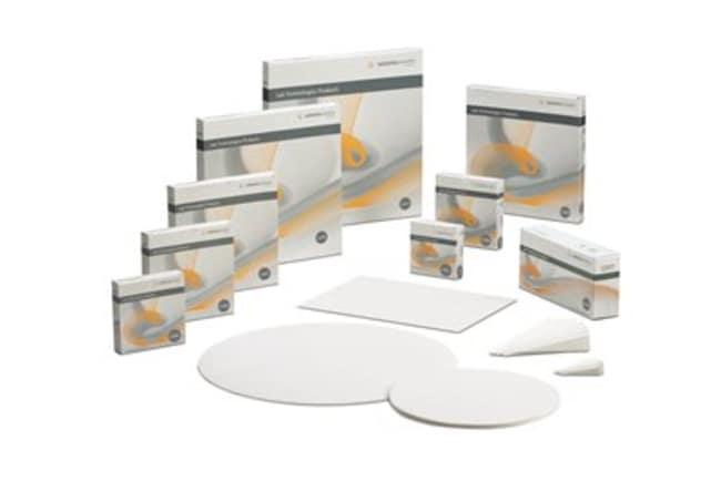 Sartorius Stedim Biotech™Grade 293 Qualitative Papers, Folded 90mm, 100/Pk Sartorius Stedim Biotech™Grade 293 Qualitative Papers, Folded