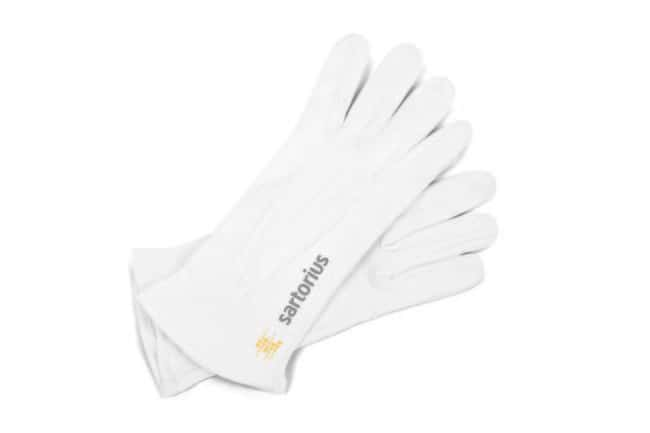 Sartorius™ Cotton Gloves for Weights For use with calibration weights and standards Balance and Balance Printer Interface and Cables