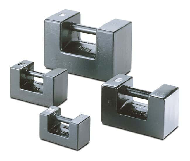 Sartorius™Block Weights 20 kg Sartorius™Block Weights