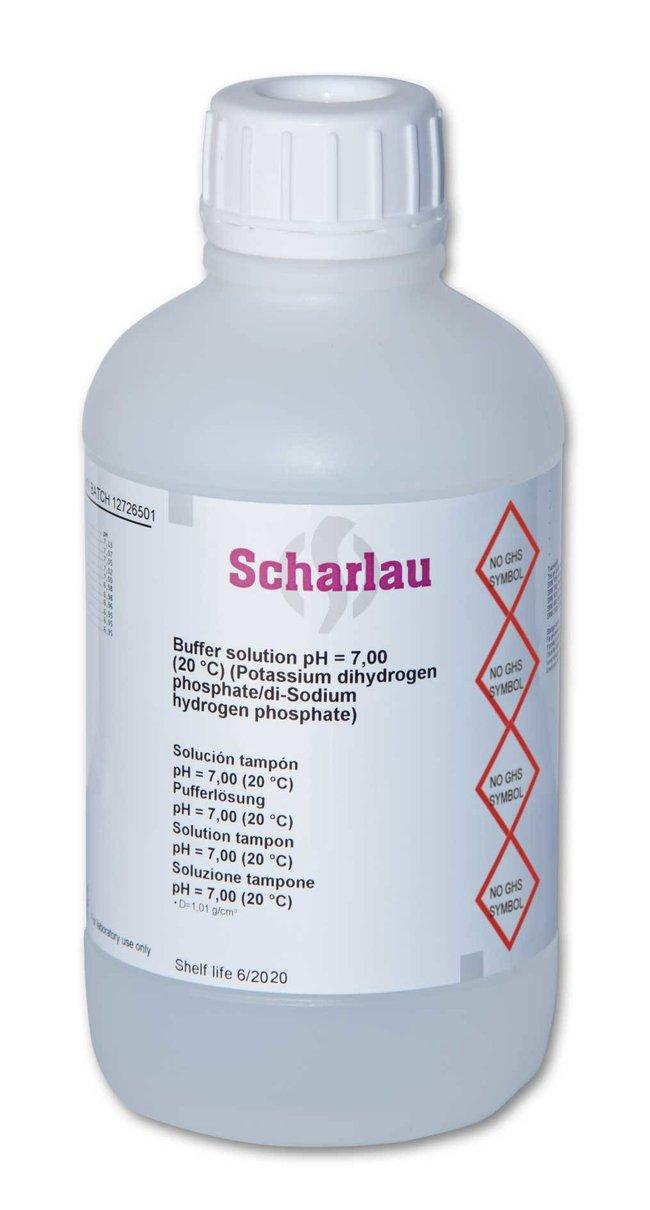 Buffer Solution pH 4, Scharlab: Bioreagents Chemicals