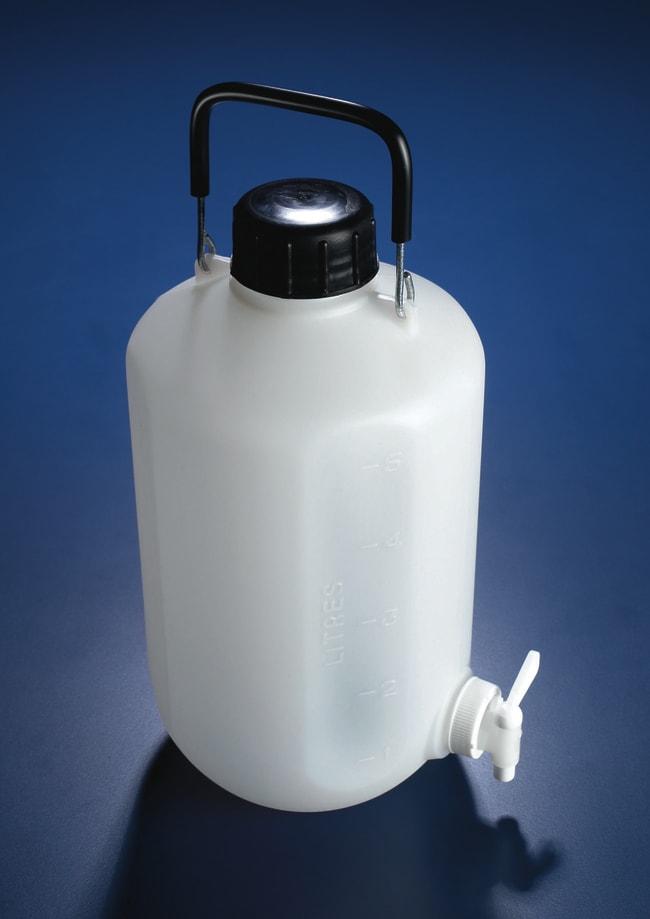 Frasco de aspiración de cuello estrecho de HDPE Azlon™ Capacity: 20000mL Ver productos
