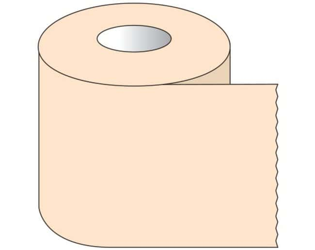 Shamrock™12m Color Coded Multi-Purpose Labeling Tape Color: Salmon; Width: 25mm Shamrock™12m Color Coded Multi-Purpose Labeling Tape