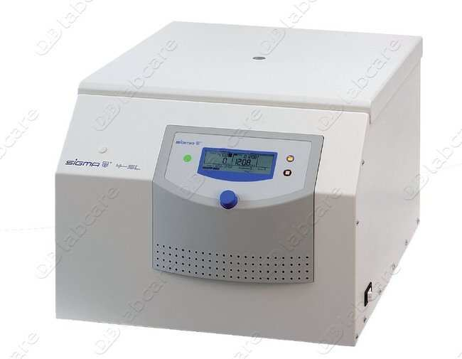 Sigma Laborzentrifugen™4-5L Zentrifuge  Mikrozentrifugen