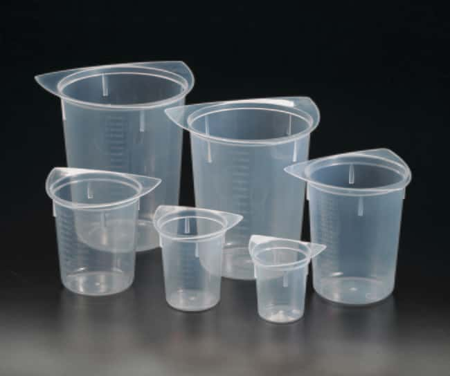 Simport™ Tricorn™ Polypropylene Beakers  Simport™ Tricorn™ Polypropylene Beakers