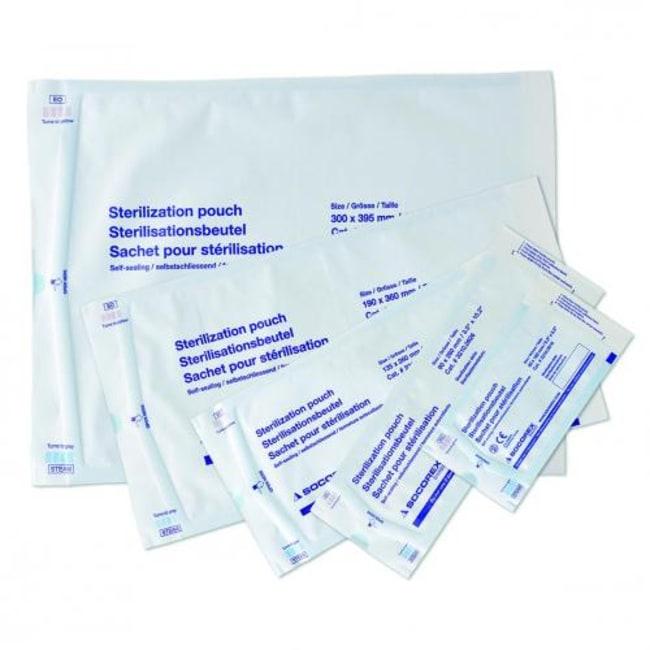 SocorexQualitix™ Sterilisationsbeutel: Autoklaven, Sterilisatoren und Laborspülgeräte Produkte