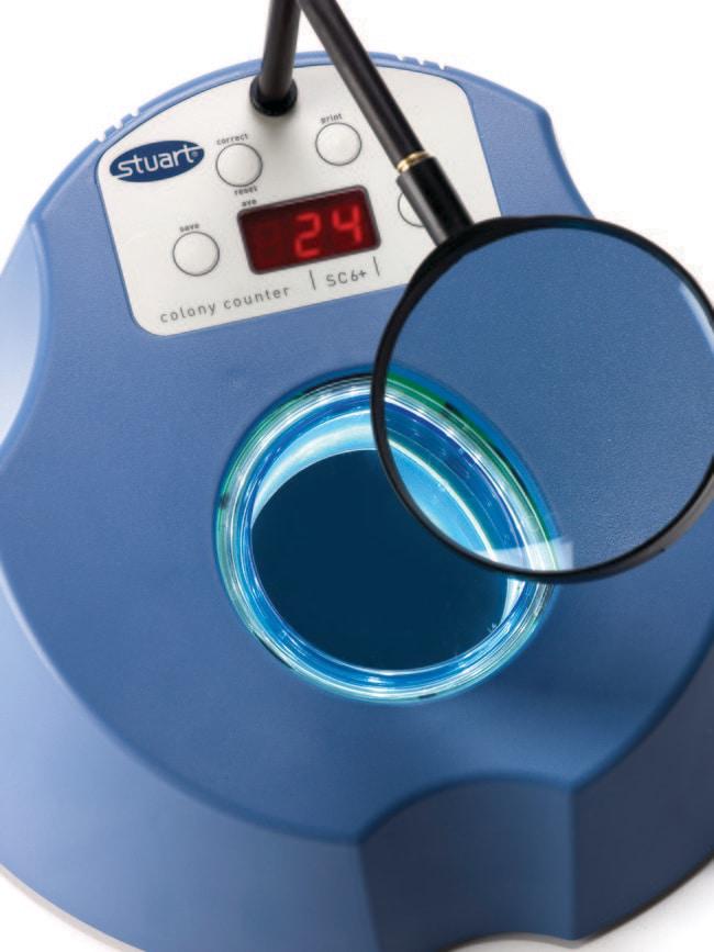 Cole-Parmer™Stuart™ Magnifier Magnification: 3X Cole-Parmer™Stuart™ Magnifier