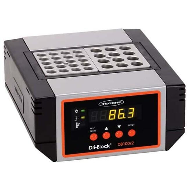 Techne™Dri-Block™ digitale Blockheizung Temperaturbereich: Umgebungstemperatur bis 100°C Techne™Dri-Block™ digitale Blockheizung